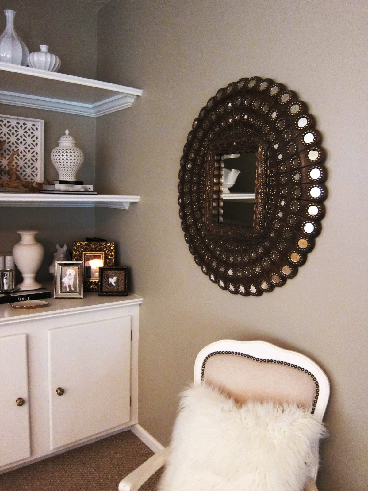 Home Decor Mirrors Home Design Ideas Intended For Small Decorative Mirrors Cheap (Image 4 of 15)