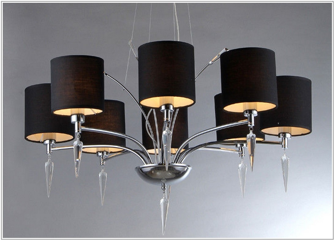 Home Gallery Ideas Home Design Gallery With Regard To Modern Black Chandelier (Image 10 of 15)