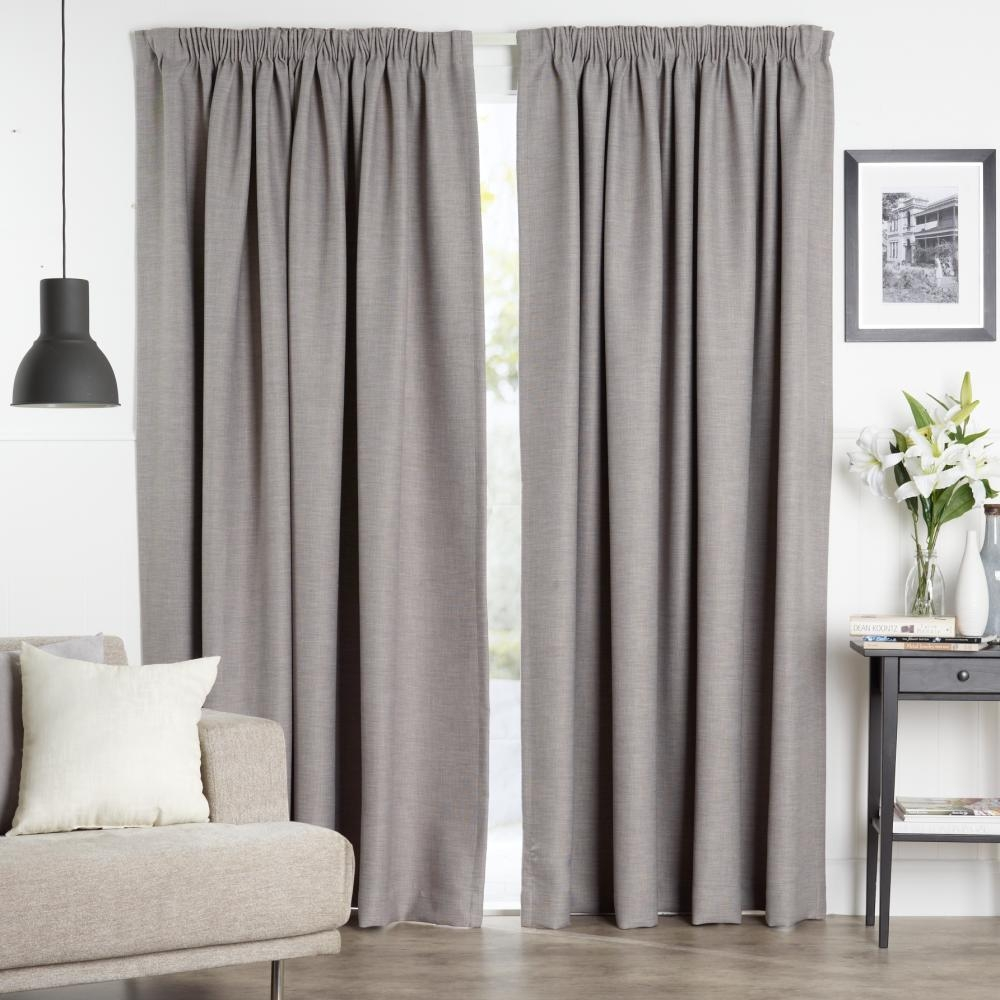 How To Make Pencil Pleat Curtains Nz Best Curtains 2017 Pertaining To Pencil Pleat Curtains (Image 4 of 15)
