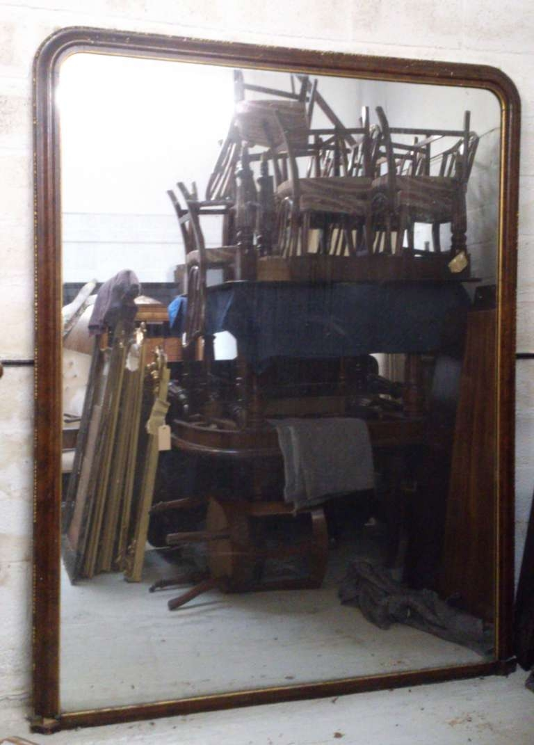 Huge Antique Mirror At 1stdibs For Huge Antique Mirror (Image 9 of 15)