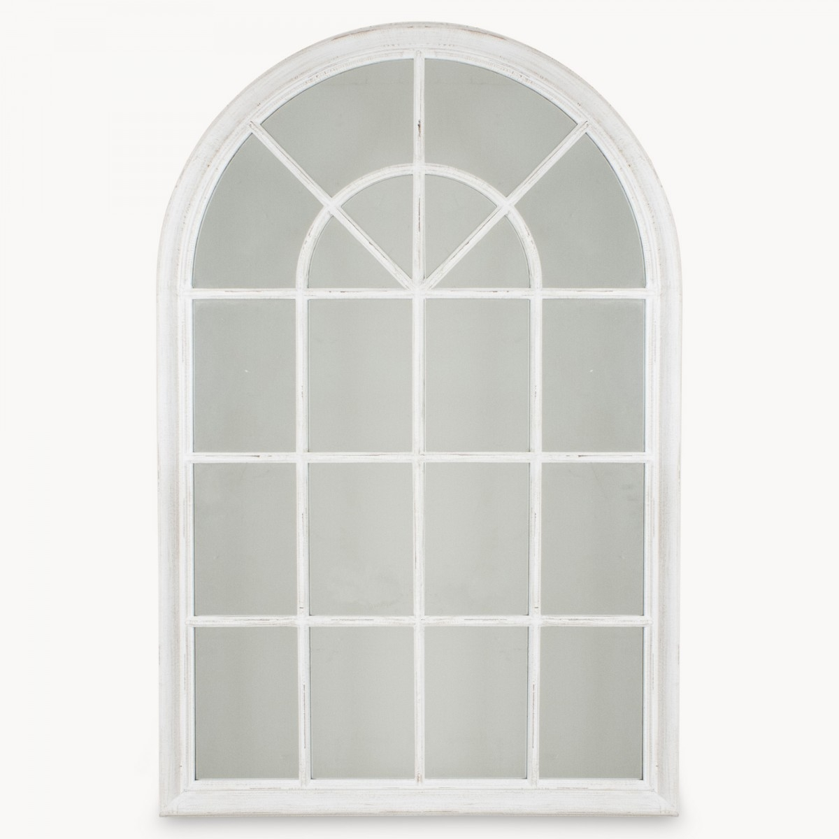 Ideas Design For Arched Window Mirror 19755 Regarding White Arched Window Mirror (Image 9 of 15)