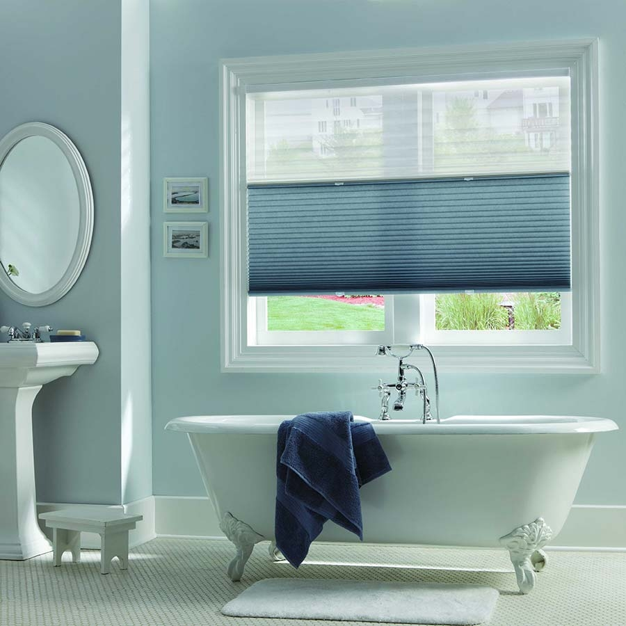 Ideas For Bathroom Window Blinds And Coverings In Bathroom Blinds (View 4 of 15)