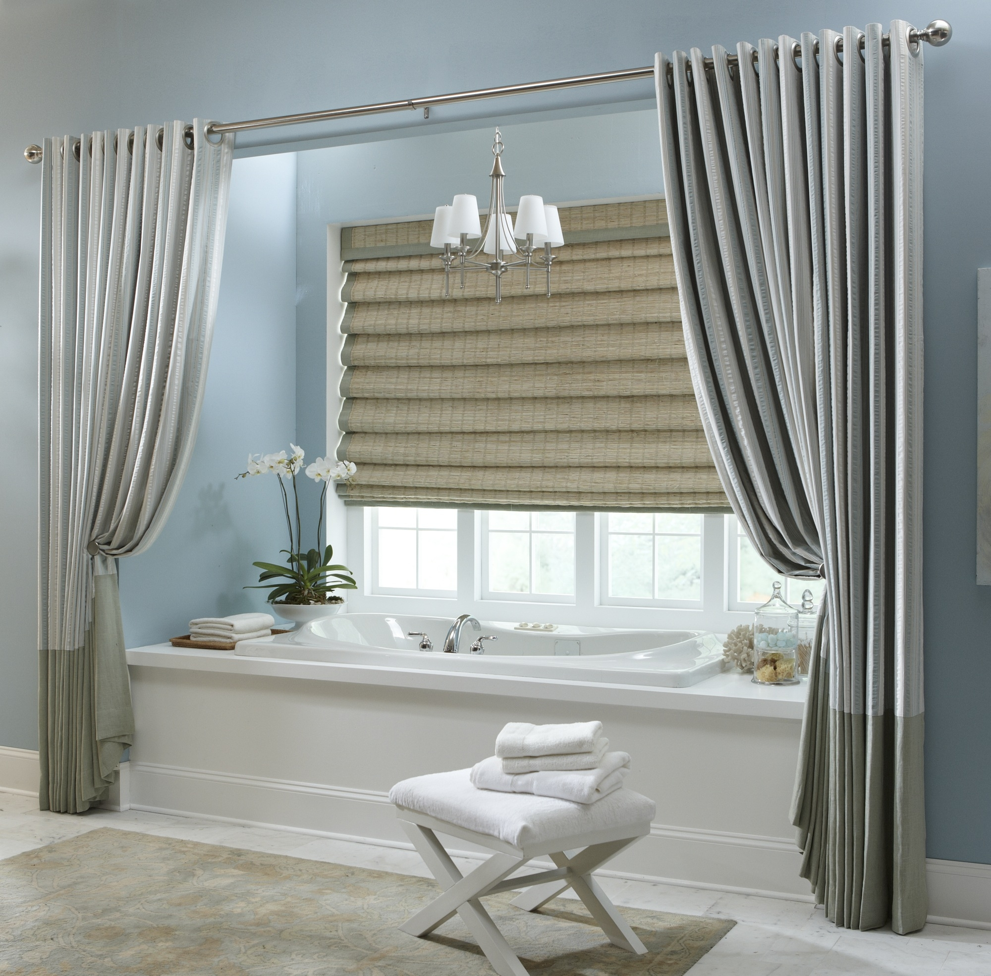 Ideas For Extra Wide Drapes Design 17745 Pertaining To Extra Long Blackout Curtains (Image 10 of 15)
