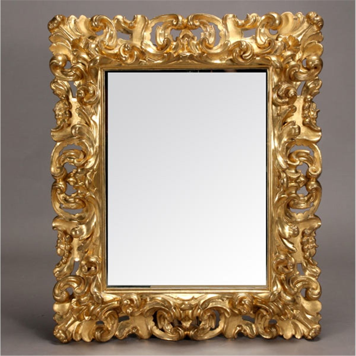 If It Aint Baroque Dont Fix It With Regard To Baroque Style Mirror (Image 13 of 15)