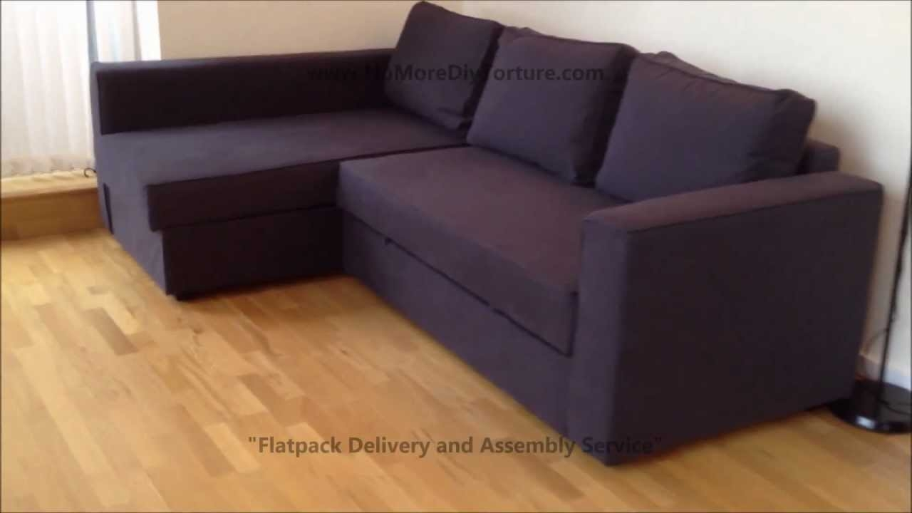 Featured Image of Corner Sofa Bed With Storage Ikea