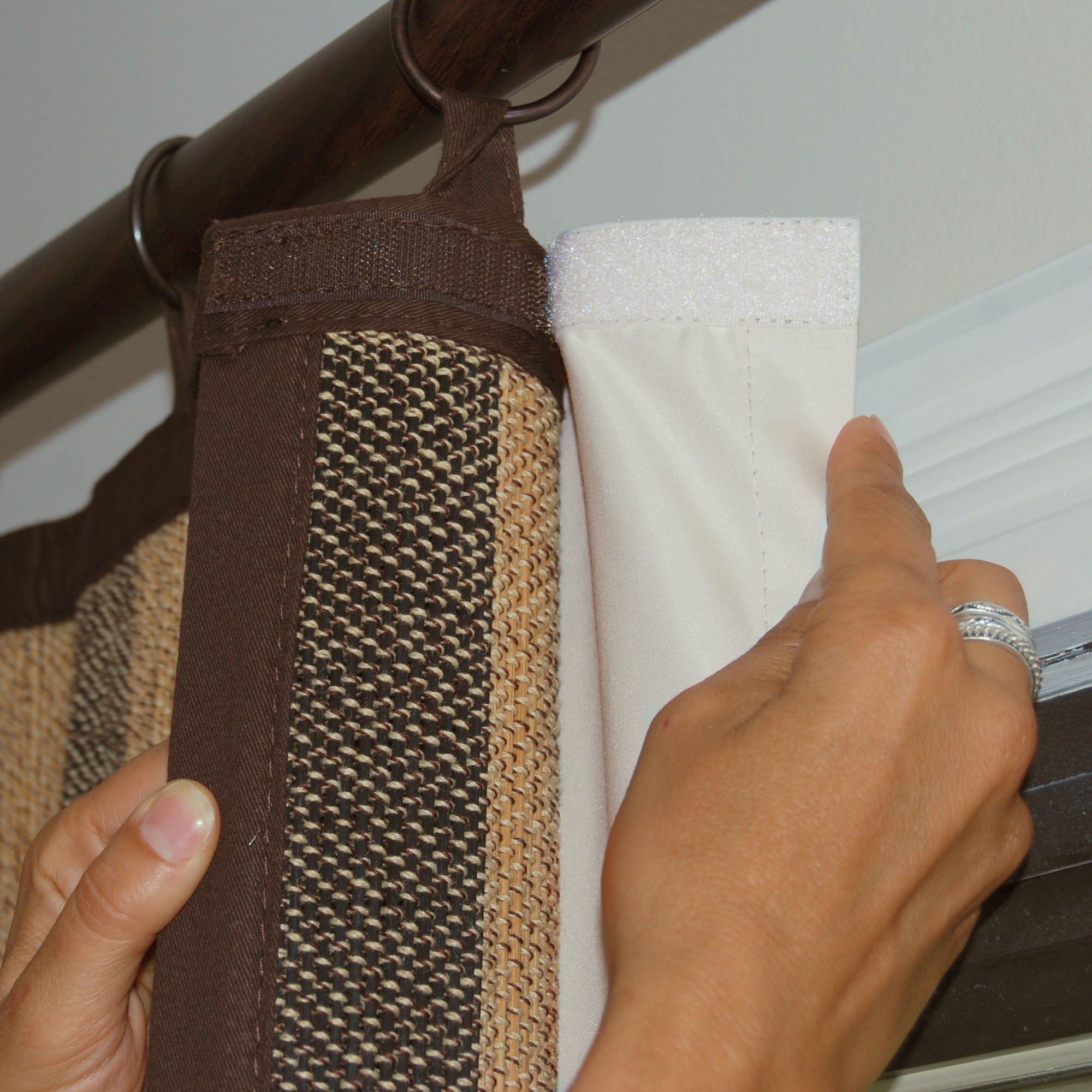 Insulating Blackout Curtain Panel Liner Blackout Curtains Within Blackout Lining Fabric For Curtains (Image 9 of 15)