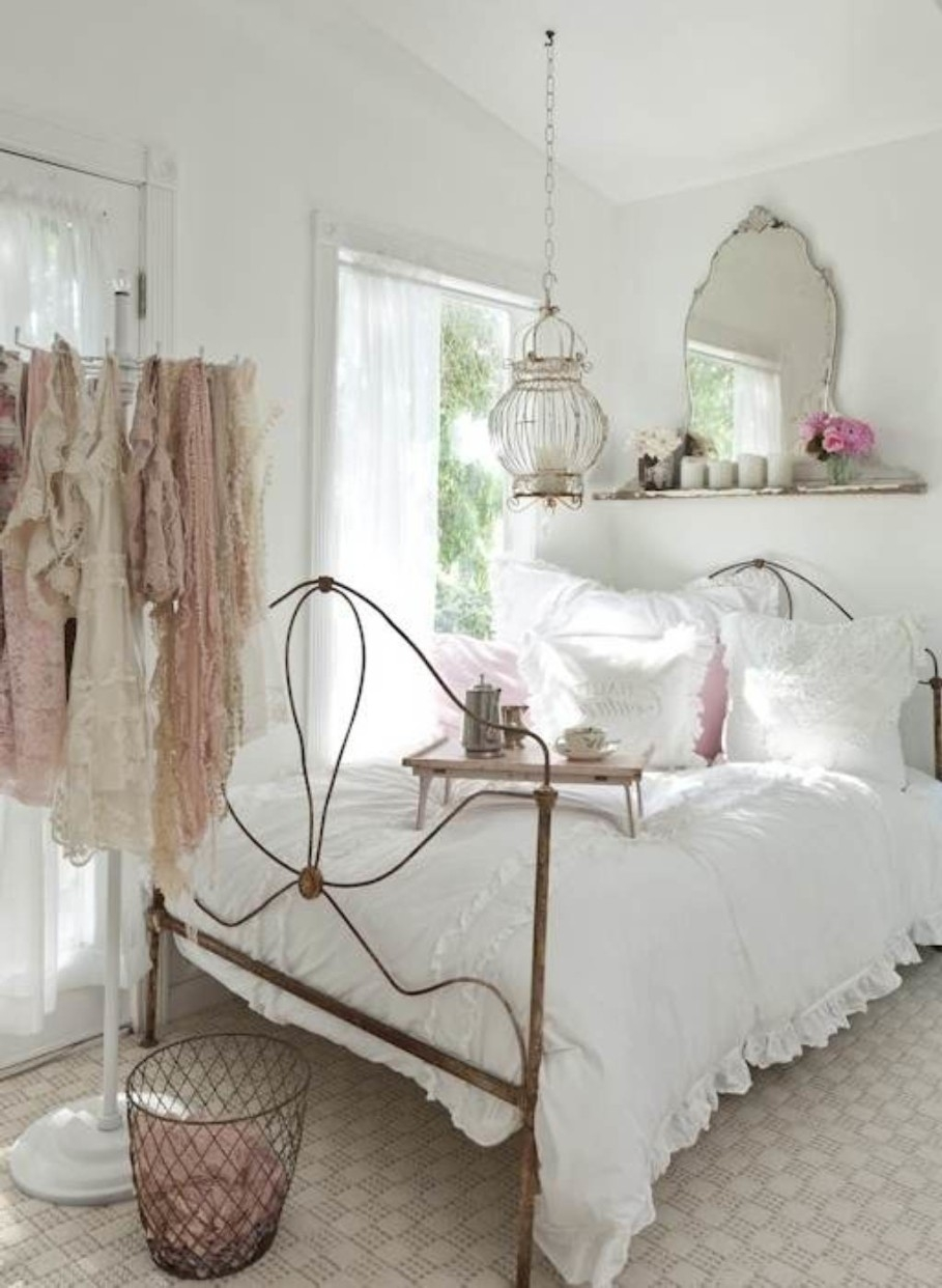 Interesting Decorating Shab Chic Ideas For They Who Claimed As Pertaining To Small Shabby Chic Chandelier (Image 9 of 15)