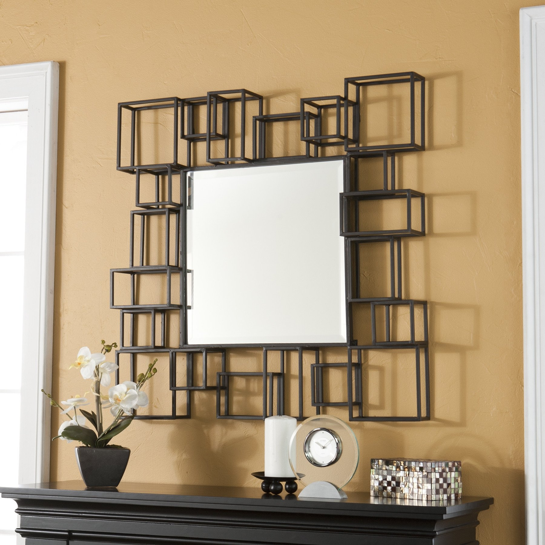 Interesting Decoration Inexpensive Wall Mirrors Exclusive 25 Best In Interesting Wall Mirrors (View 15 of 15)