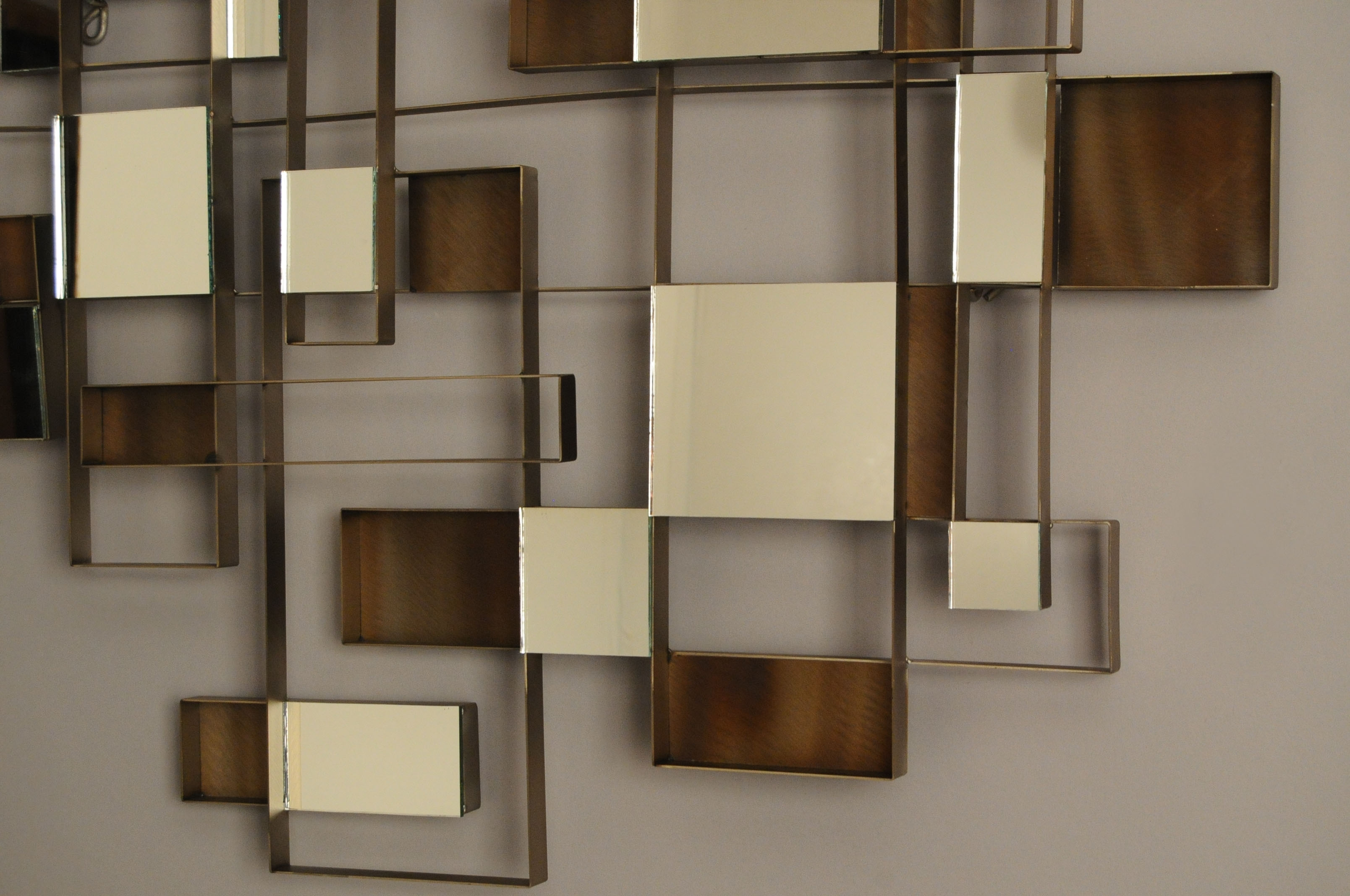 Interesting Design Wall Art Mirrors Cool Ideas Decorative Mirrored With Regard To Large Mirror Art (Image 5 of 15)