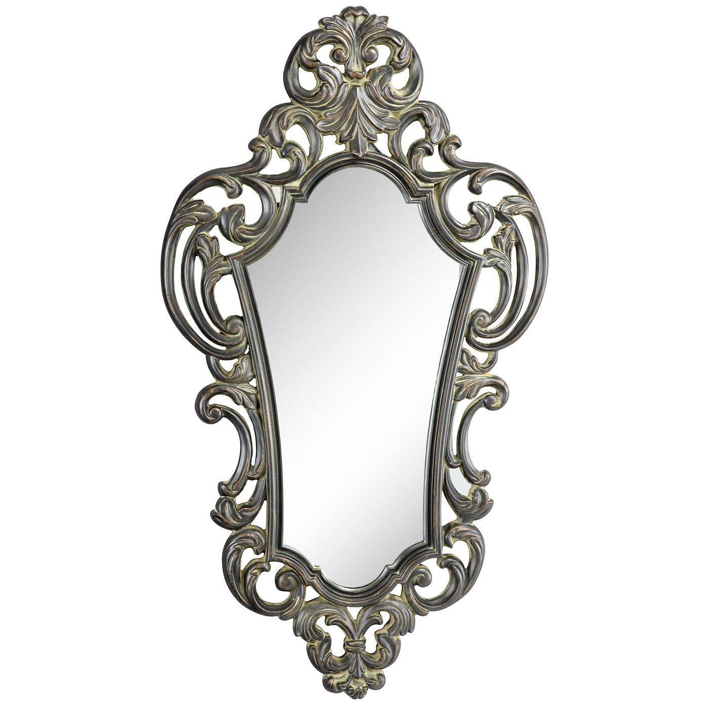 Interior Decoration Bedroom Accessories Ornate Mirrors Pertaining To Ornate Mirrors (View 7 of 15)