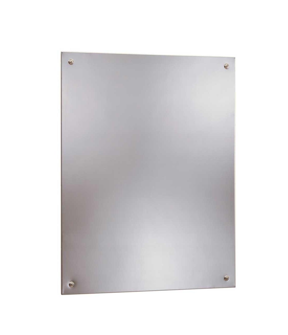 Interior Wall Mirror Full Length Frameless Frameless Full With Regard To Wall Mirror Without Frame (Image 6 of 15)