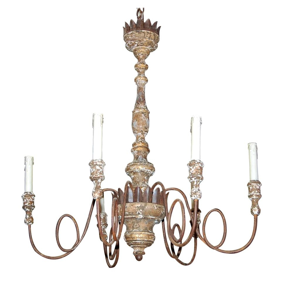 Italian Chandelier Vintage For Your Designing Home Inspiration In Vintage Italian Chandeliers (Image 6 of 15)