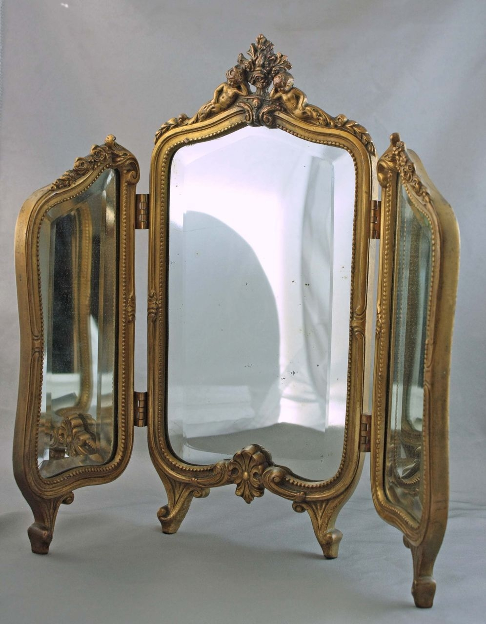 Jennifer Adams Design Tips And Trends Live Like Lincoln Did In Victorian Standing Mirror (Image 9 of 15)