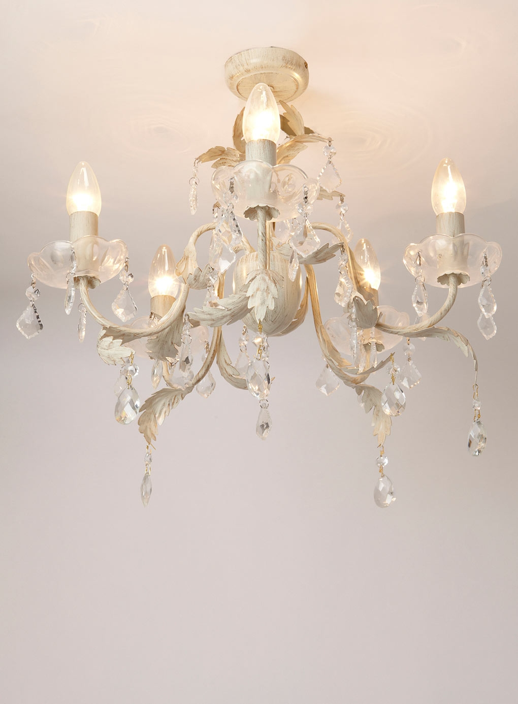 Featured Image of Flush Fitting Chandelier