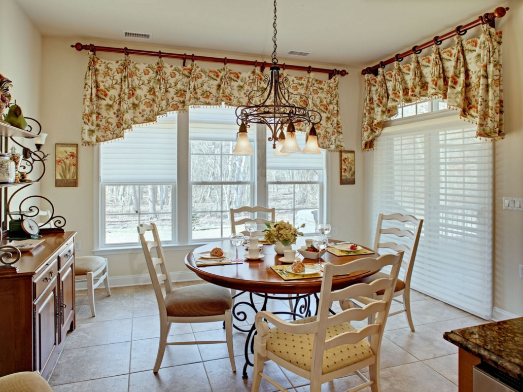 Kitchen Curtains And Blinds Ideas Using Creative Kitchen Throughout Kitchen Curtains And Blinds (Image 6 of 15)
