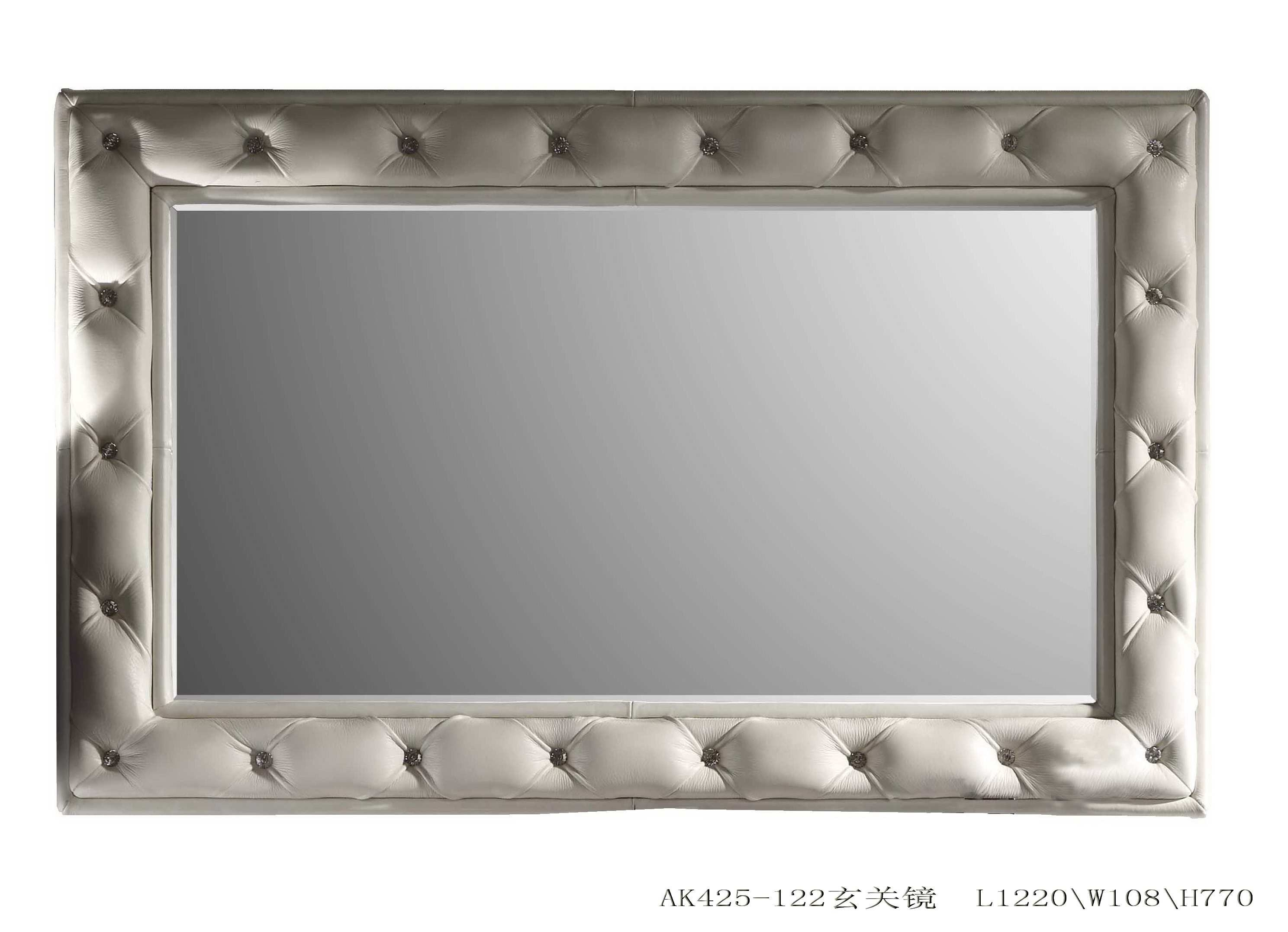 La Furniture Blog Page 72 Of 325 The Latest Trends In The Regarding Leather Mirrors (View 5 of 15)