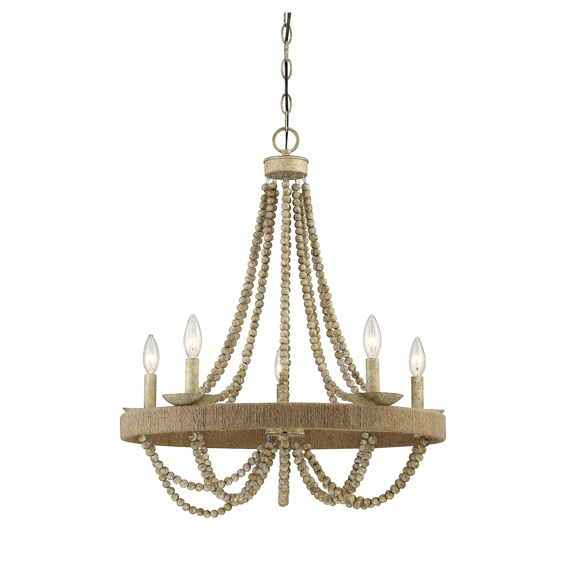 Lantieri 5 Light Candle Chandelier Reviews Joss Main Inside Candle Chandelier (Image 10 of 15)