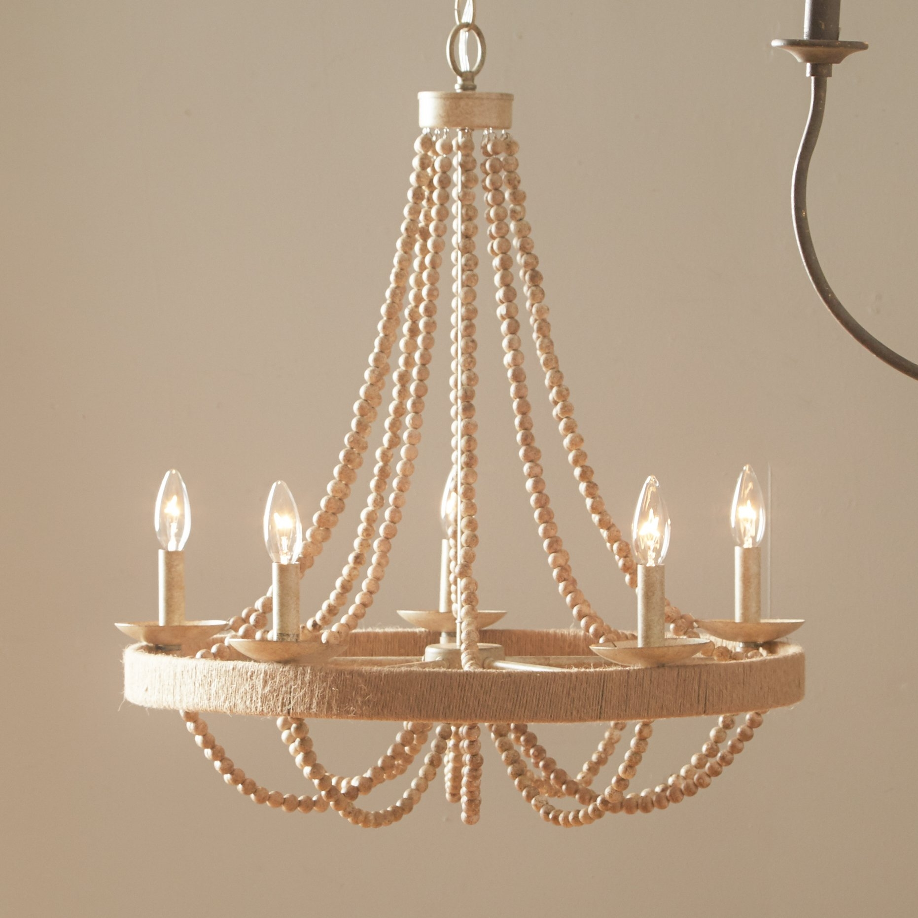 Lantieri 5 Light Candle Chandelier Reviews Joss Main With Regard To Candle Chandelier (Image 11 of 15)