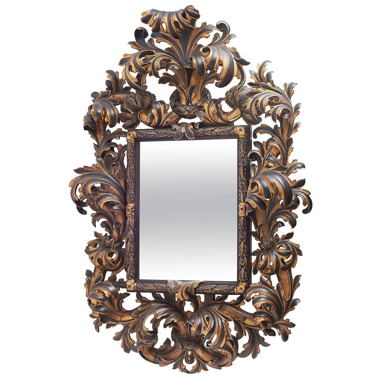 Large Antique Mirror For Sale At 1stdibs In Large Antique Mirror For Sale (Image 9 of 15)