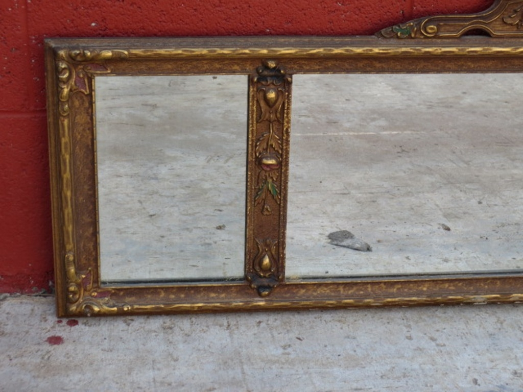 Large Antique Wall Mirrors Ornate Frame Doherty House In Large Antique Wall Mirror (Image 9 of 15)