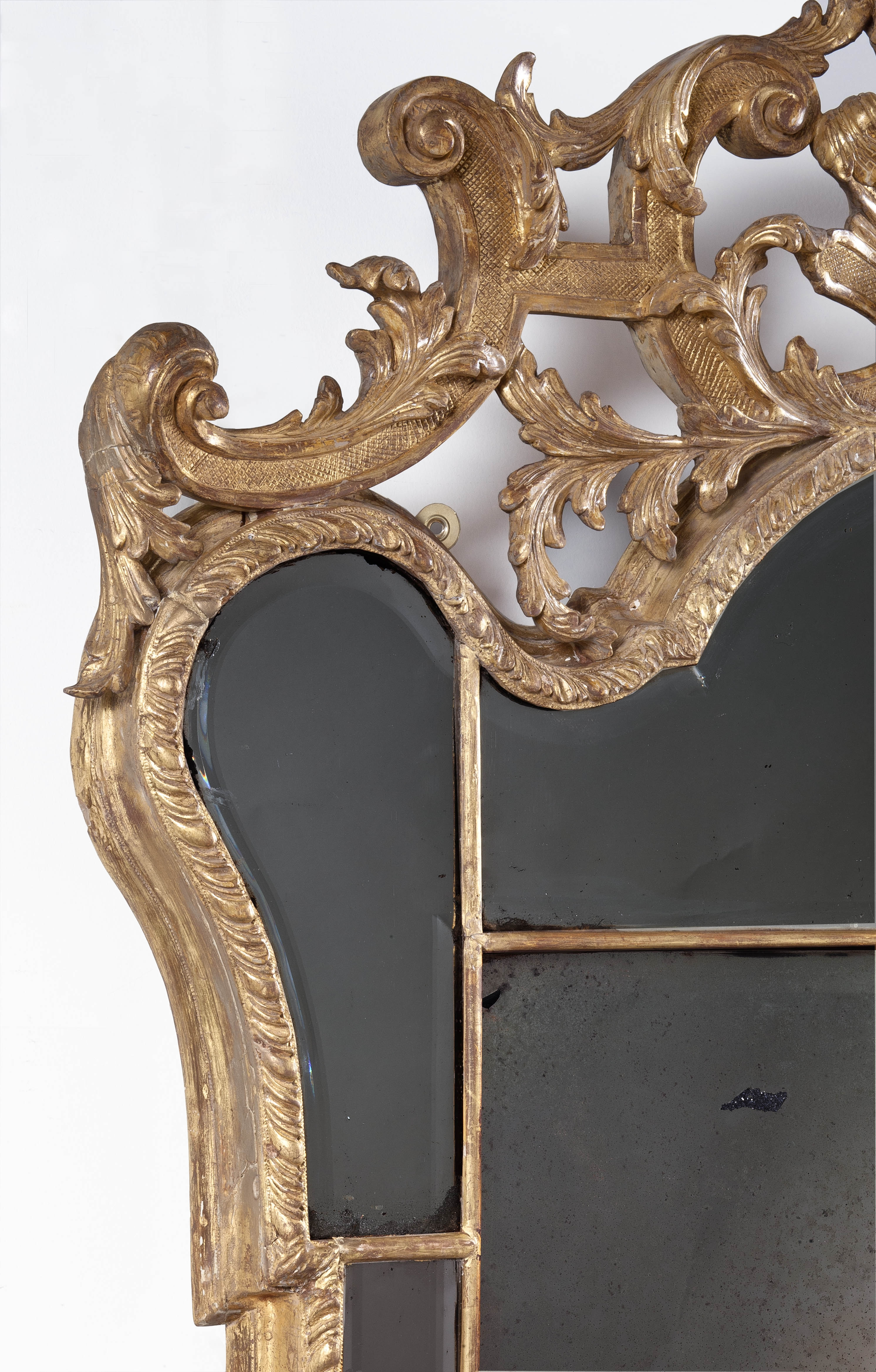 Large Baroque Mirror Clinton Howell In Baroque Mirror Large (View 6 of 15)