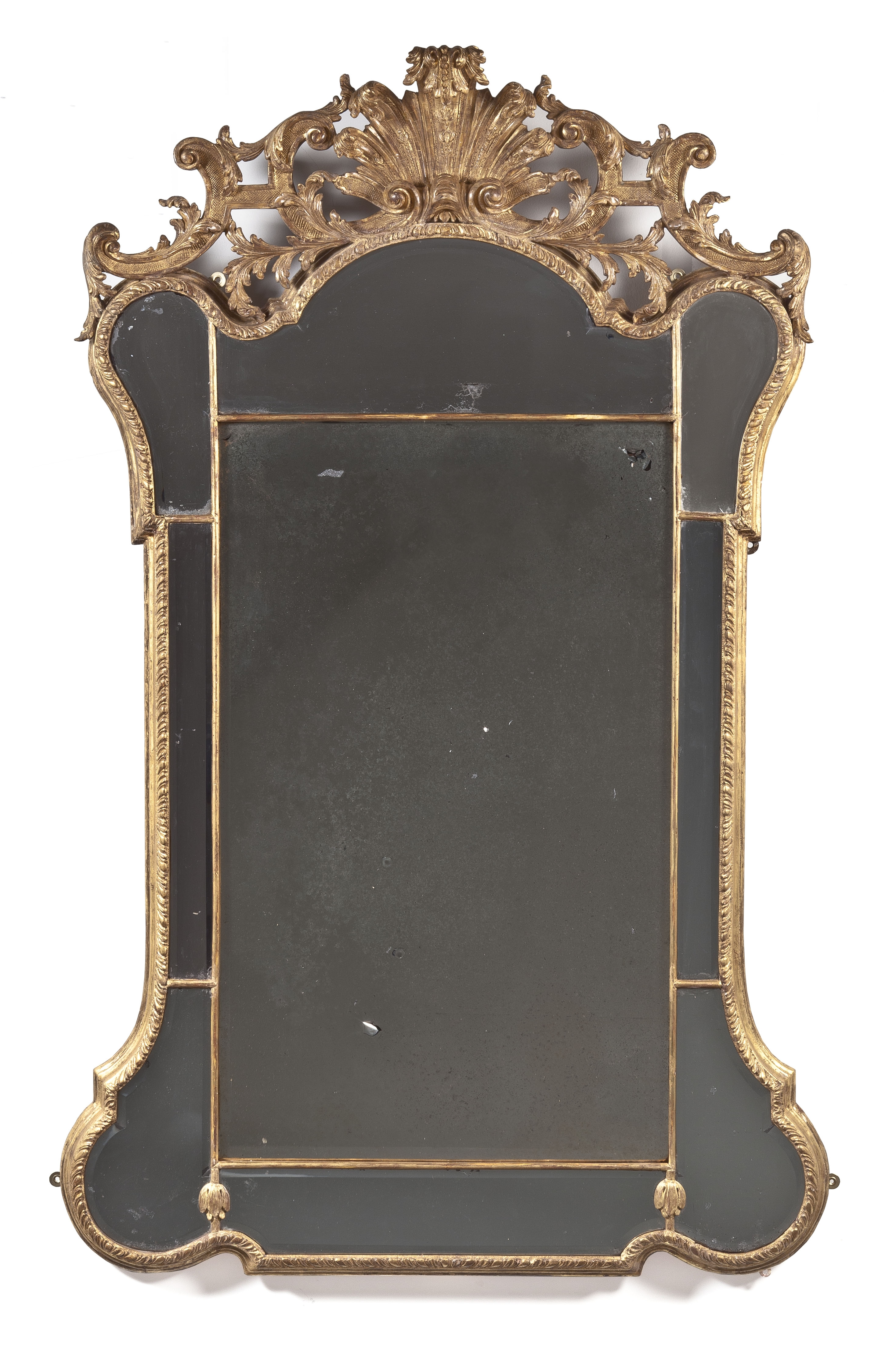 Large Baroque Mirror Clinton Howell Intended For Baroque Mirror (View 13 of 15)