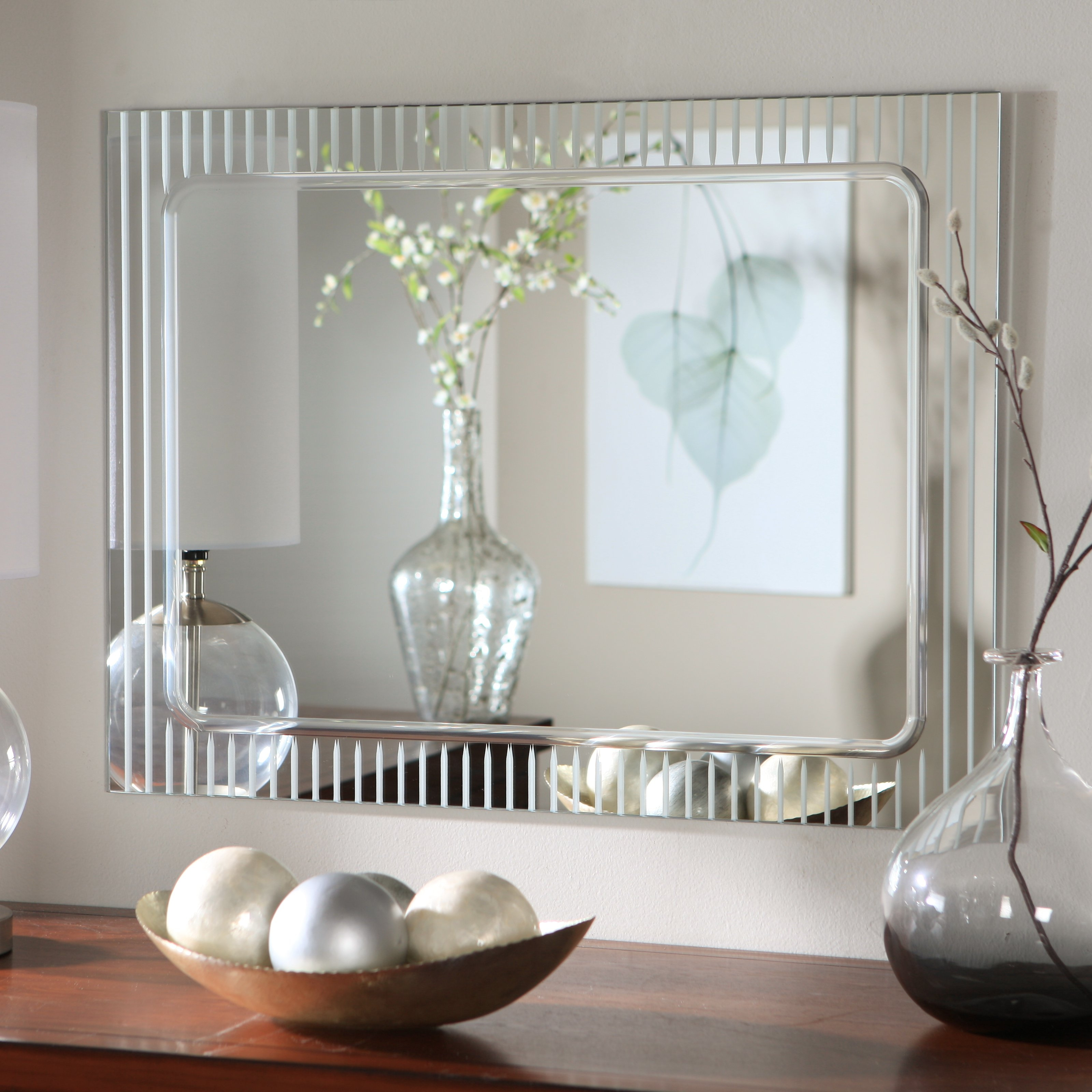 Large Decorative Mirrors For Bathrooms Creative Bathroom Decoration With Regard To Large Funky Mirrors (View 4 of 15)