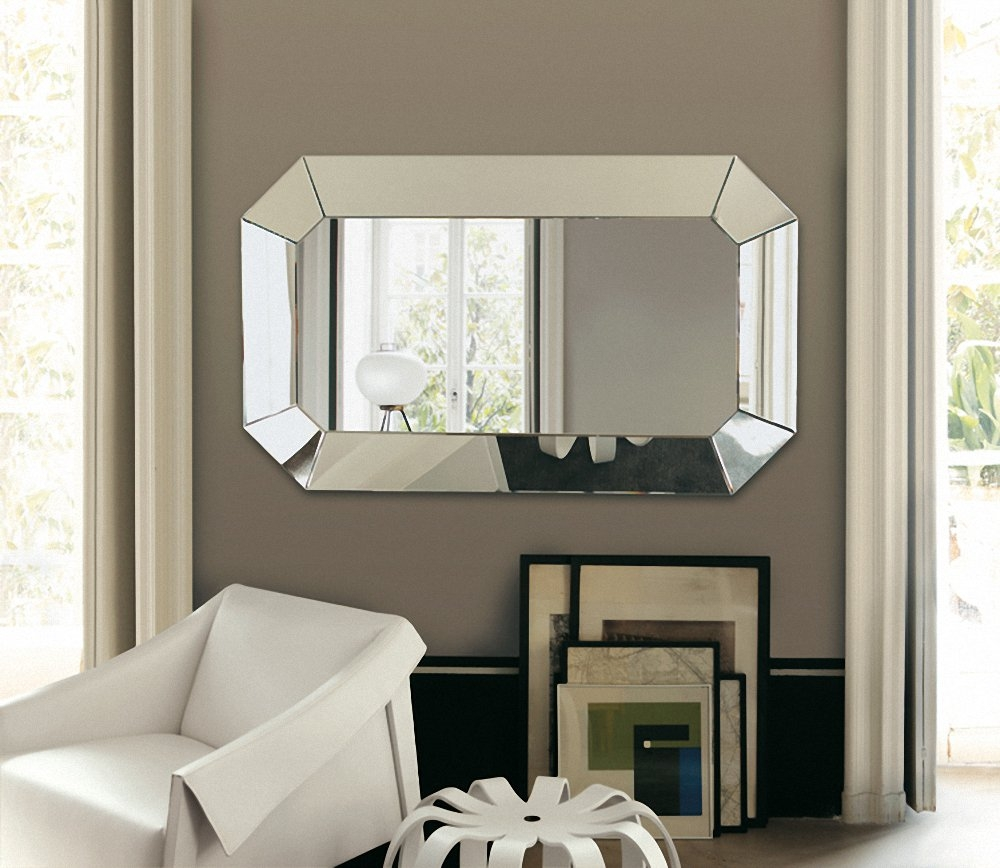 Large Designer Wall Mirrors Home Design Ideas In Large Designer Mirrors (Image 9 of 15)