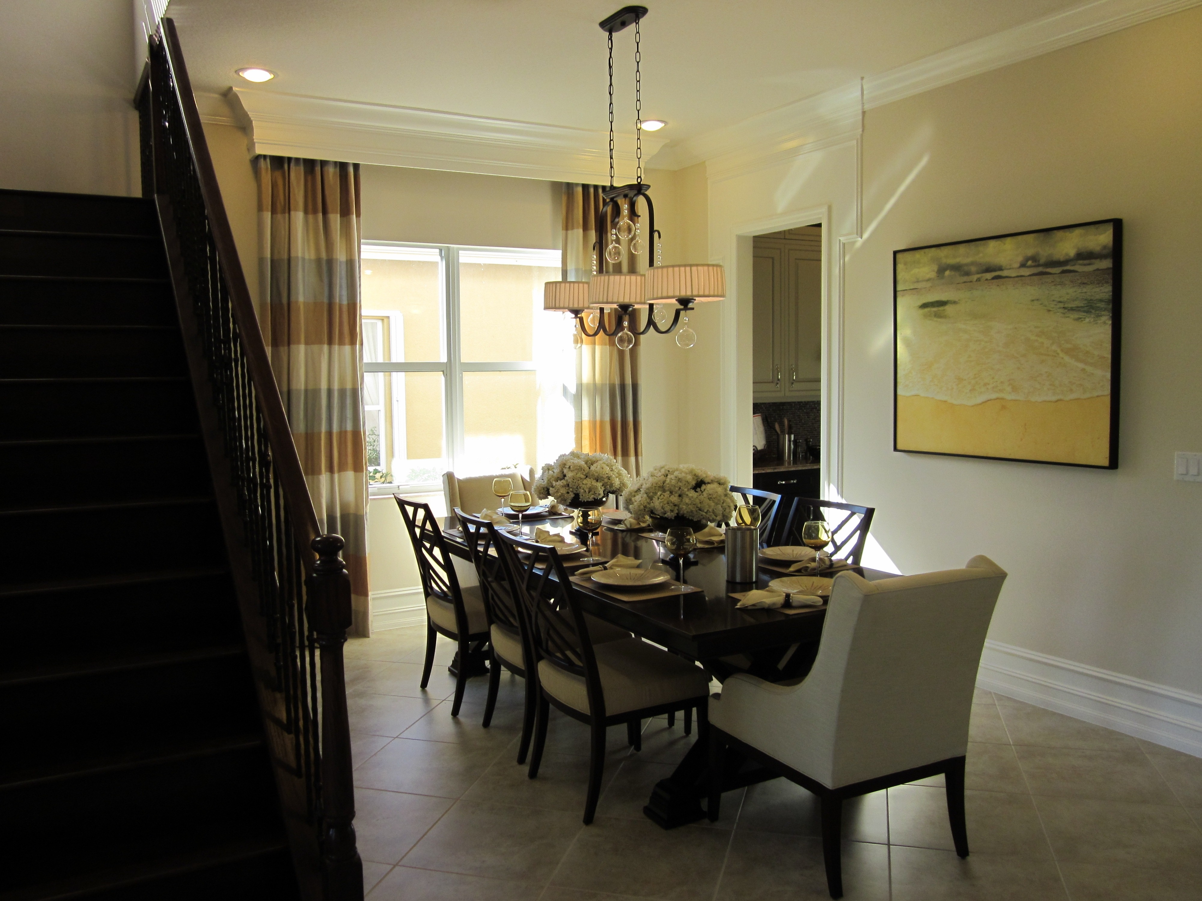 Large Dining Room Chandeliers Interior Decor Fill Your Home Throughout Long Hanging Chandeliers (Image 10 of 15)