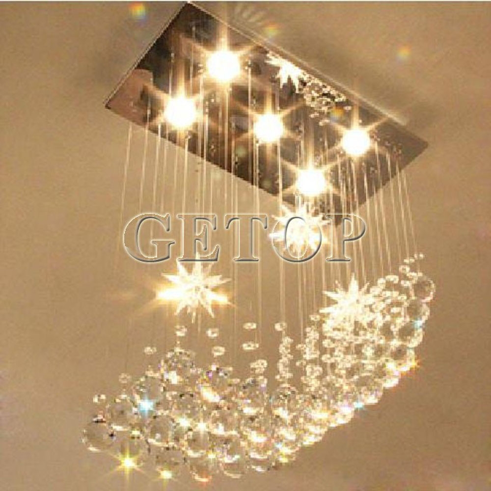Featured Image of Modern Large Chandeliers