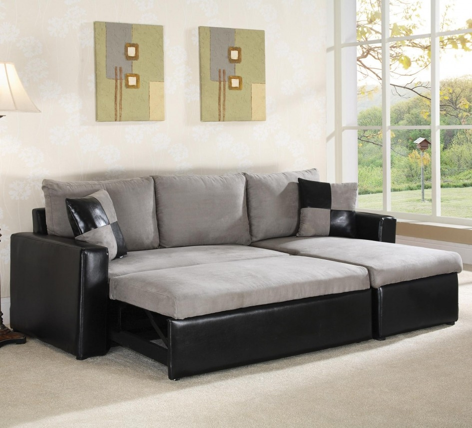 Large Gray Sectional Cozy Grey Sectional Sofa For Modern Family Throughout Cozy Sectional Sofas (Image 11 of 15)