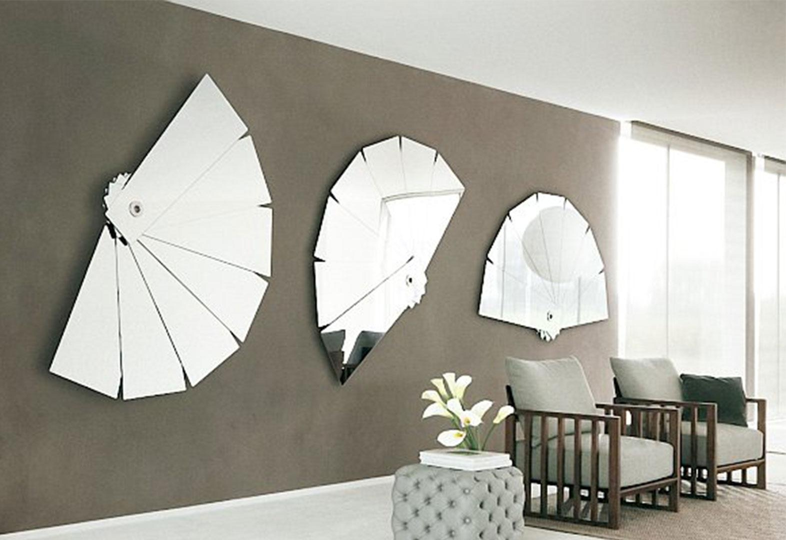 Large Modern Wall Mirrors Best Decorative Wall Mirrors Ideas Inside Modern Contemporary Wall Mirrors (Image 12 of 15)