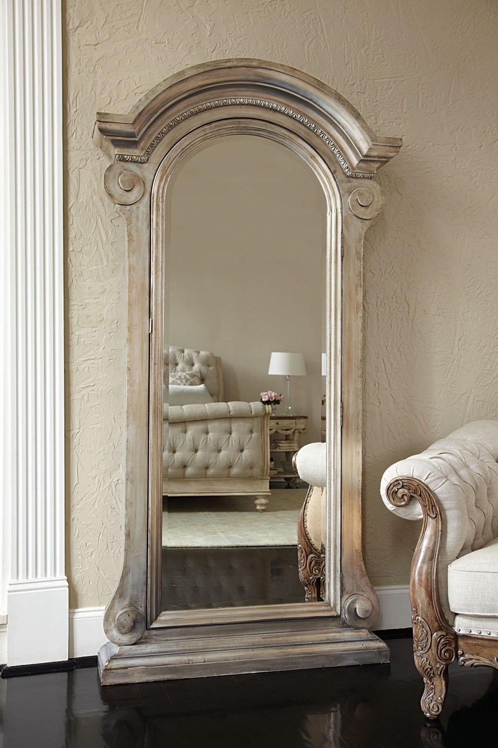 Large Venetian Style Mirror Pinteres Intended For Venetian Floor Mirror (View 10 of 15)