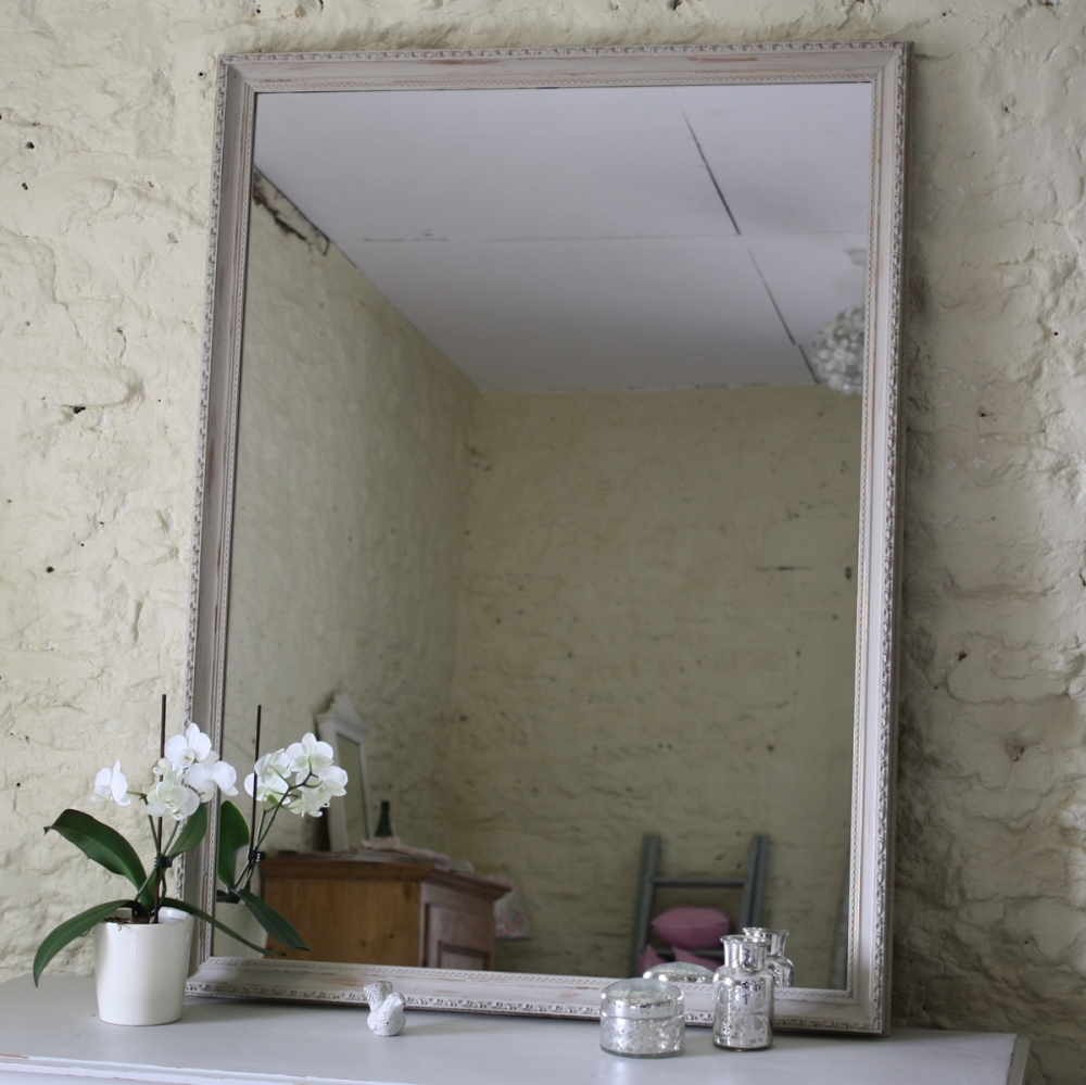 Featured Image of Large Vintage Mirrors
