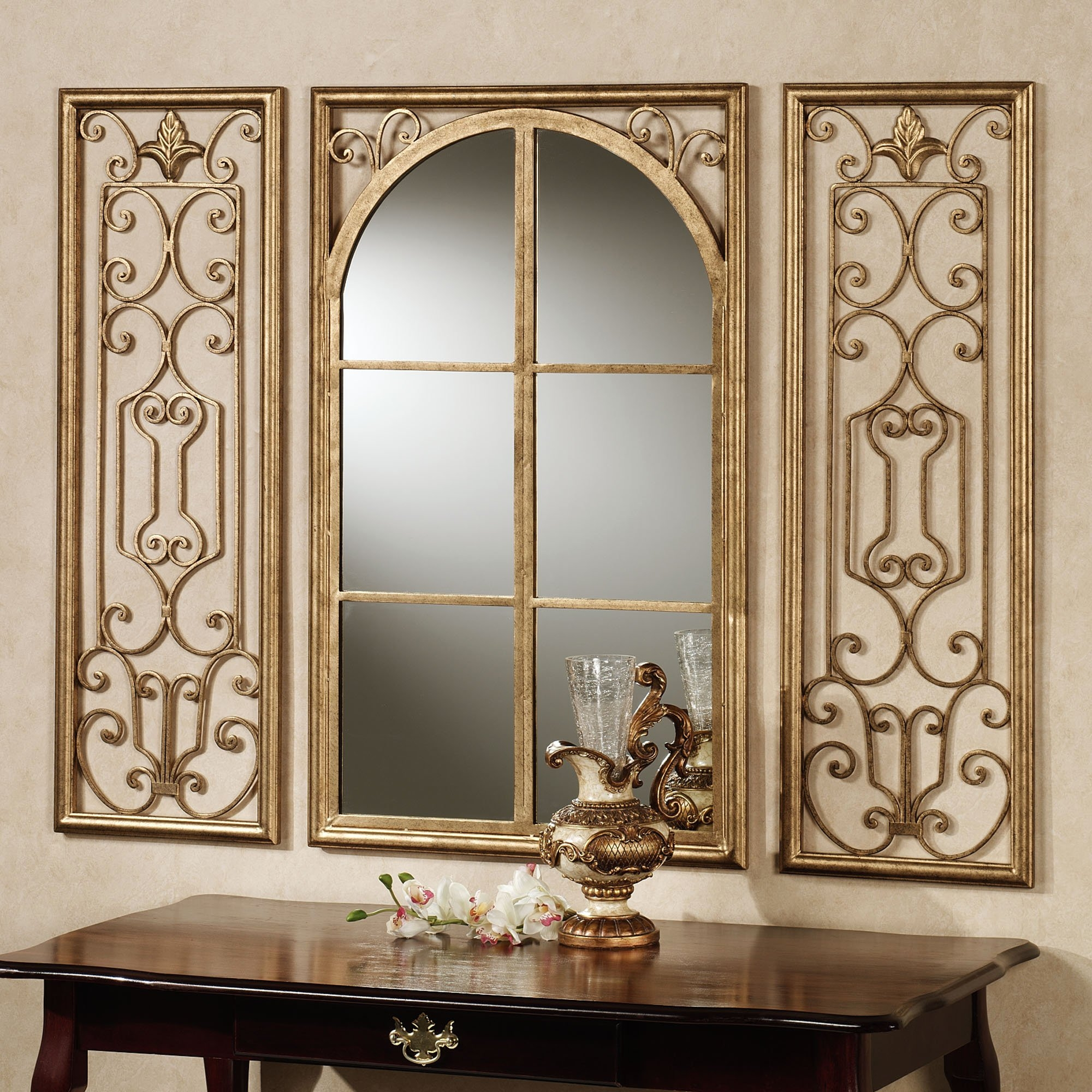 14 collection of fancy mirrors for sale mirror ideas. Black Bedroom Furniture Sets. Home Design Ideas