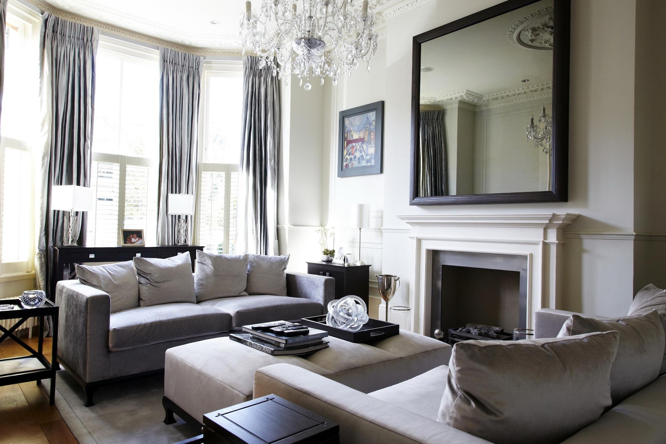Large Wall Mirrors For Living Room Mirrors Pinterest Wall Pertaining To Large Mantel Mirror (View 11 of 15)