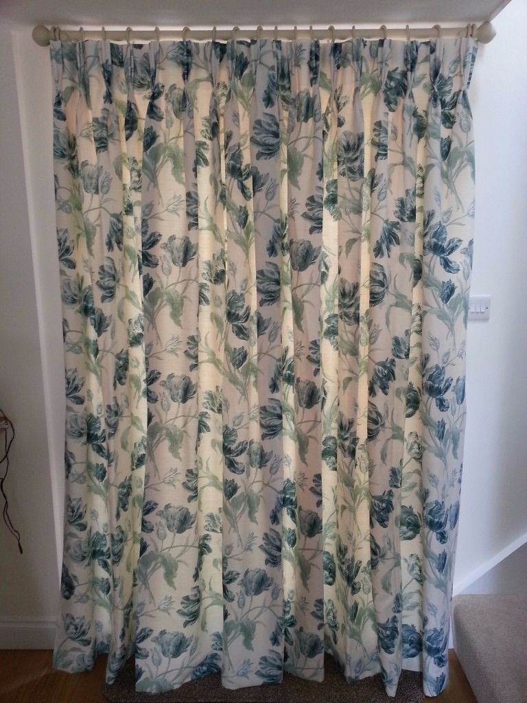Laura Ashley Hand Made Curtains In Cottenham Cambridgeshire With Regard To Hand Made Curtains (Image 11 of 15)