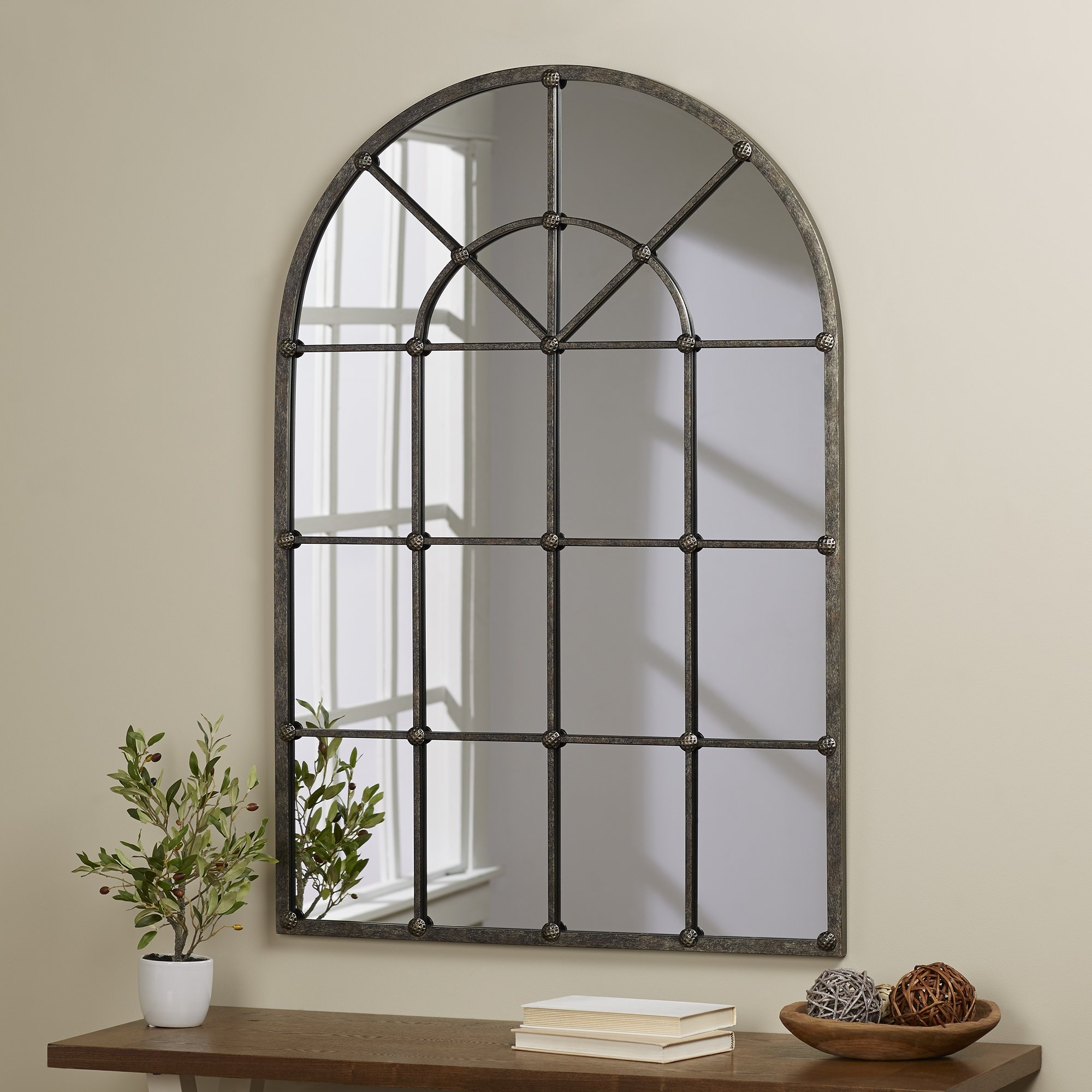 15 Collection Of Arched Wall Mirrors