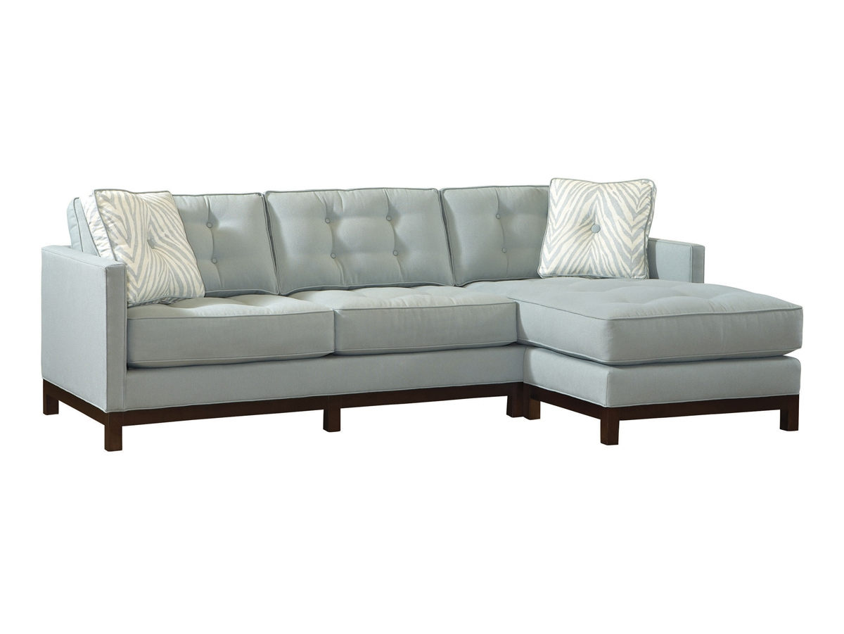 Lexington Upholstery Fleetwood Bi Sectional Lexington Home Brands In Bisectional Sofa (Image 14 of 15)