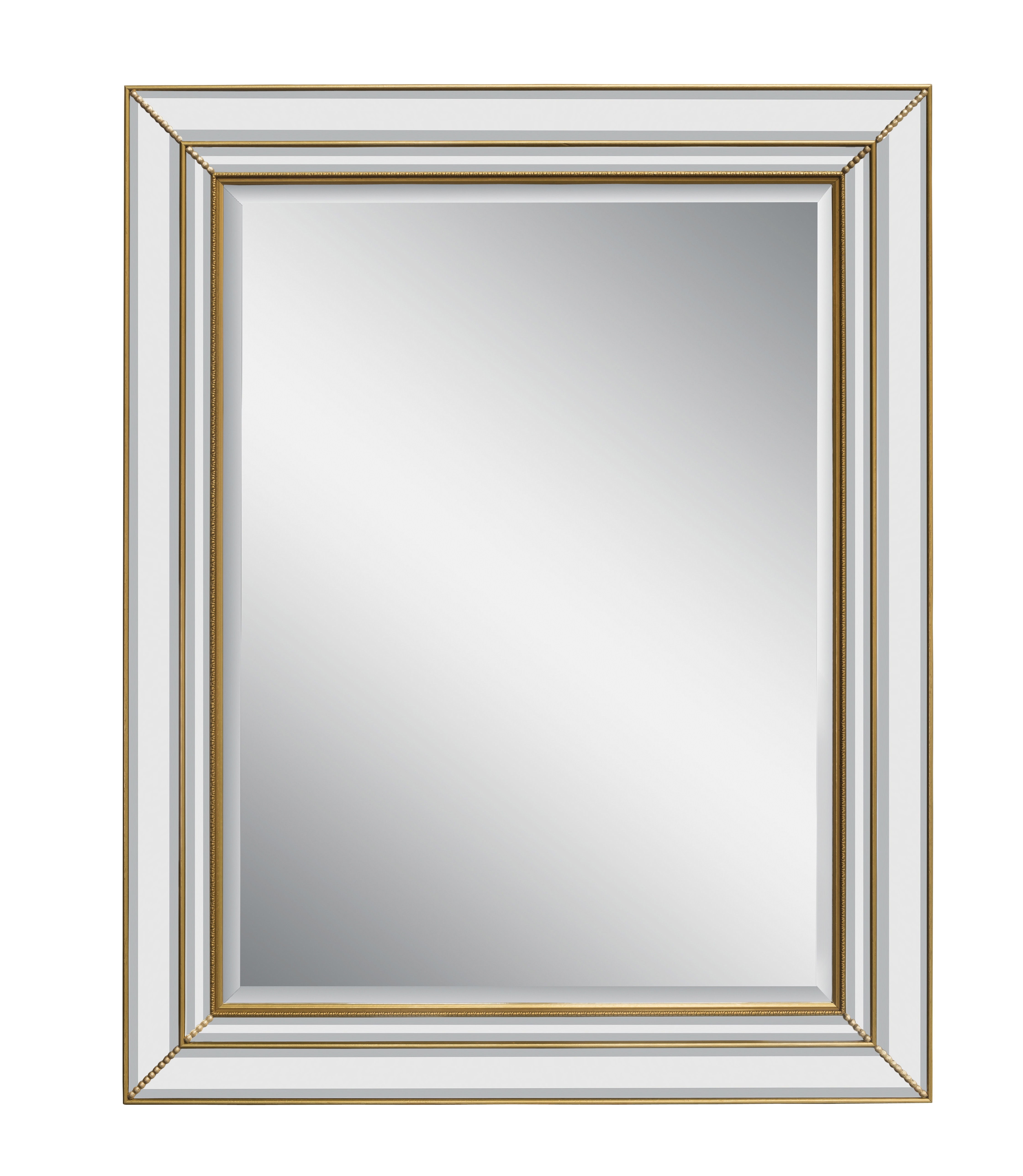 Liberty Gold Pearl Mirror Bedroom Mirrors For Sale Panfili Within Mirrors For Sale (Image 10 of 15)