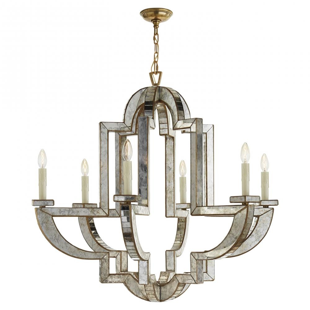 Antique Mirror Chandelier | Chandelier Ideas