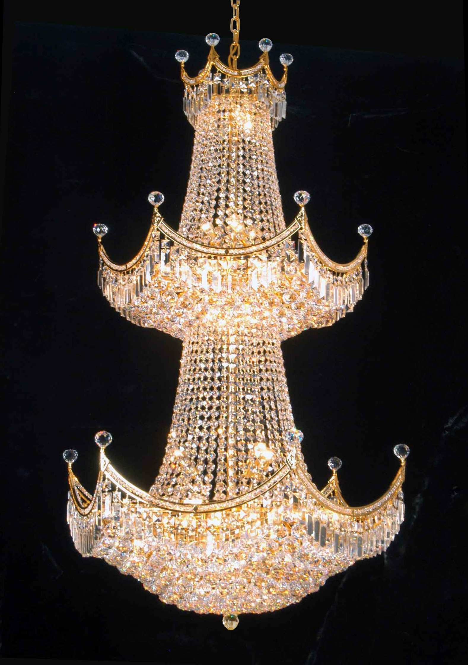 Light Large Chandeliers Access Lighting White Wall Sconces Intended For Large Chandeliers (Image 14 of 15)