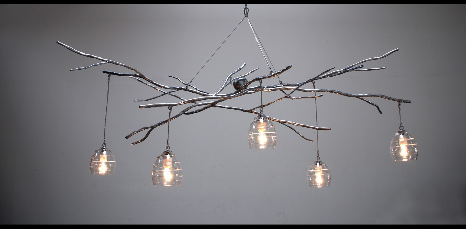 Lighting Cool Chandelier Project With Alluring Tree Branch Inside Branch Chandeliers (Image 6 of 15)