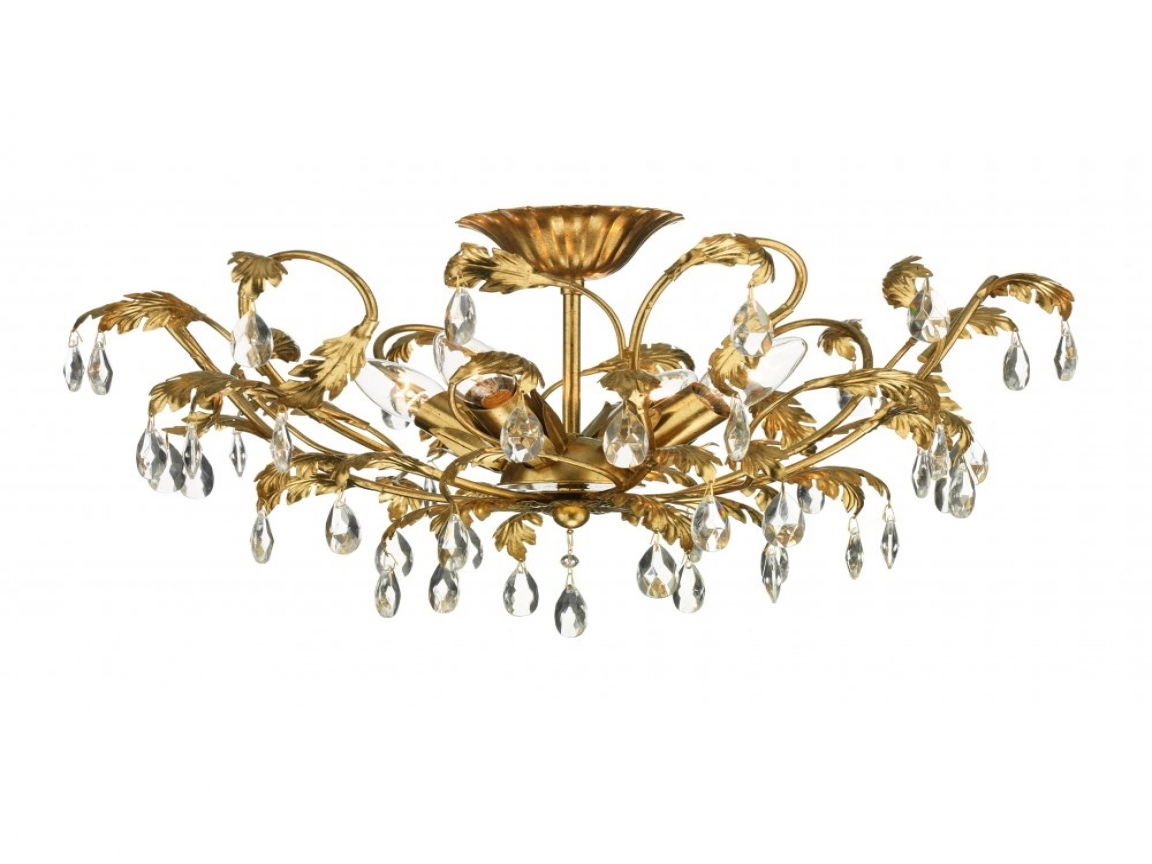Lighting For Low Ceilings Chandelier For Low Ceiling Lighting Throughout Low Ceiling Chandelier (Image 12 of 15)