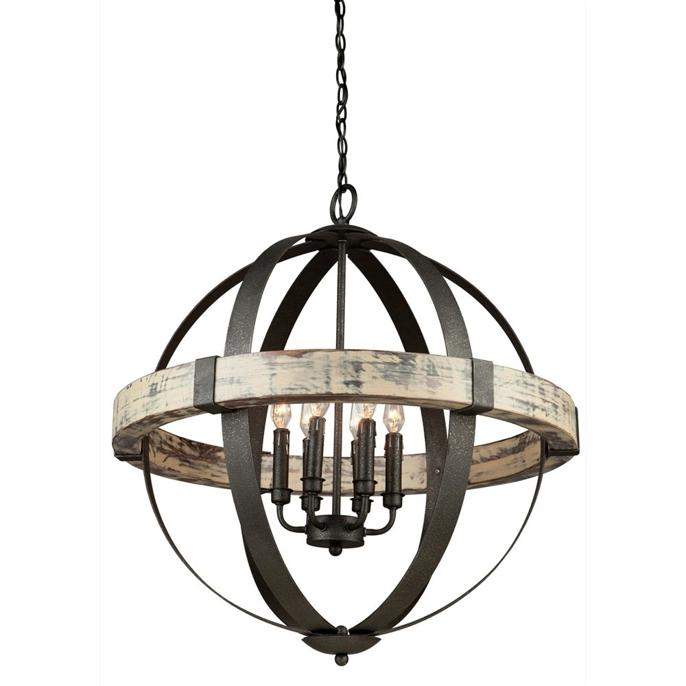Lighting Metal Sphere Chandelier For Dining Room Decorating Ideas For Metal Sphere Chandelier (Image 9 of 15)