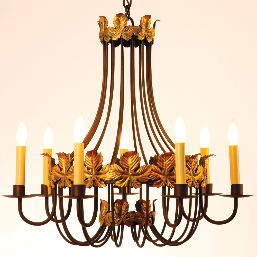 15 Best Collection of Candle Chandelier | House Decoration ...
