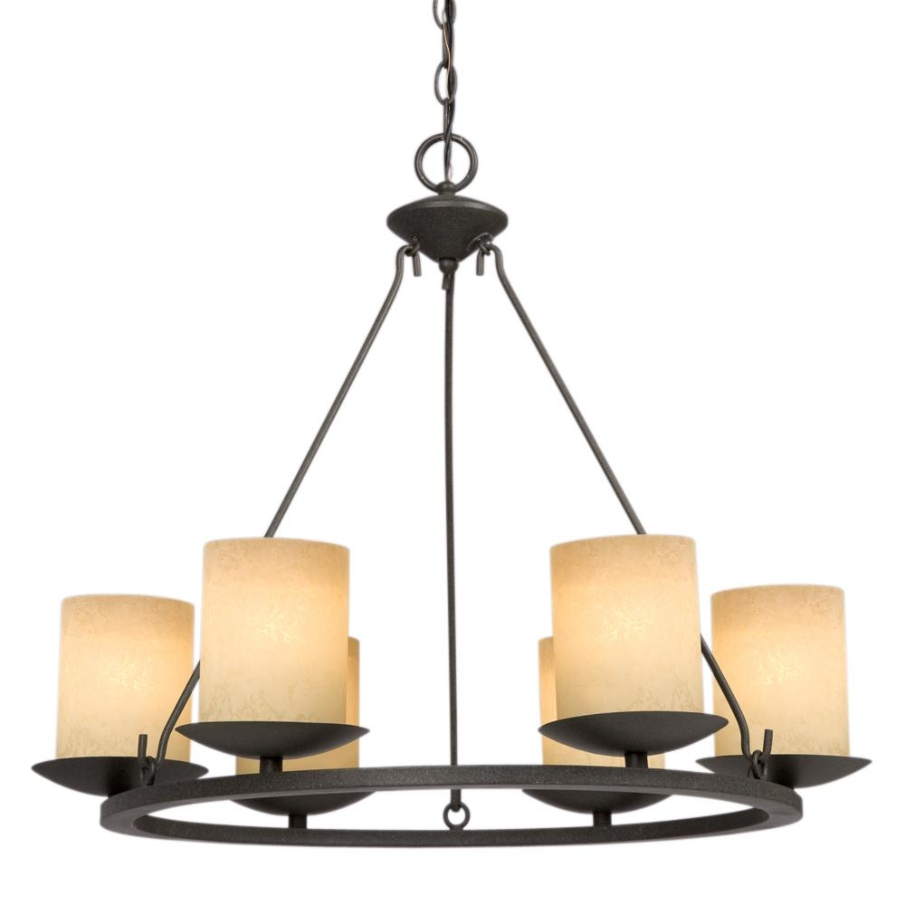Featured Image of Candle Chandelier