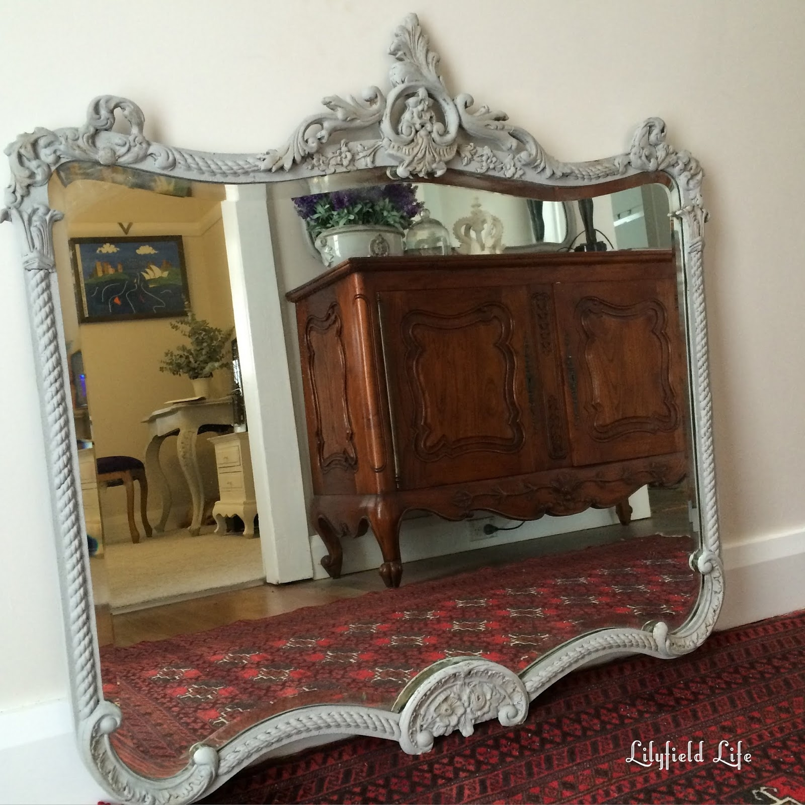 Lilyfield Life Life And Latest Pieces With French Vintage Mirror (Image 10 of 15)