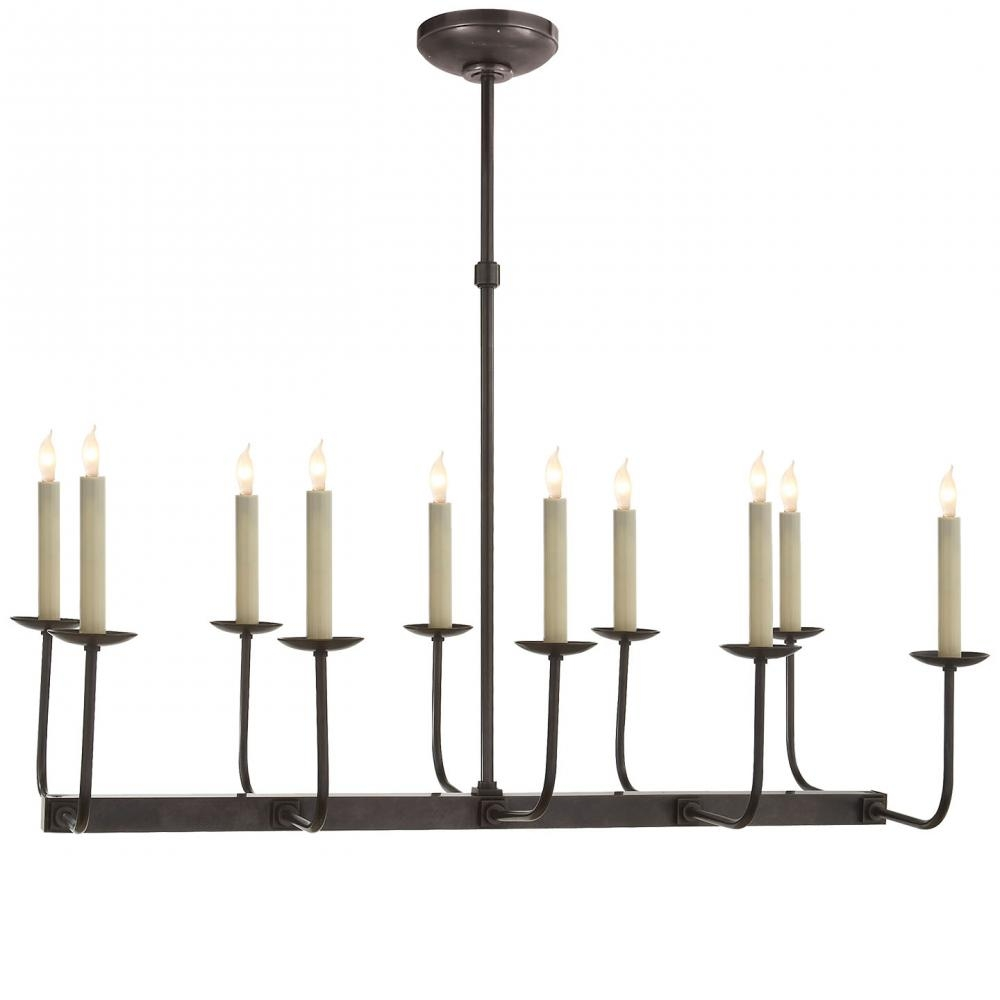 Linear Branched Chandelier In Bronze Sl 5863bz Lights Fantastic Regarding Branched Chandelier (Image 7 of 15)
