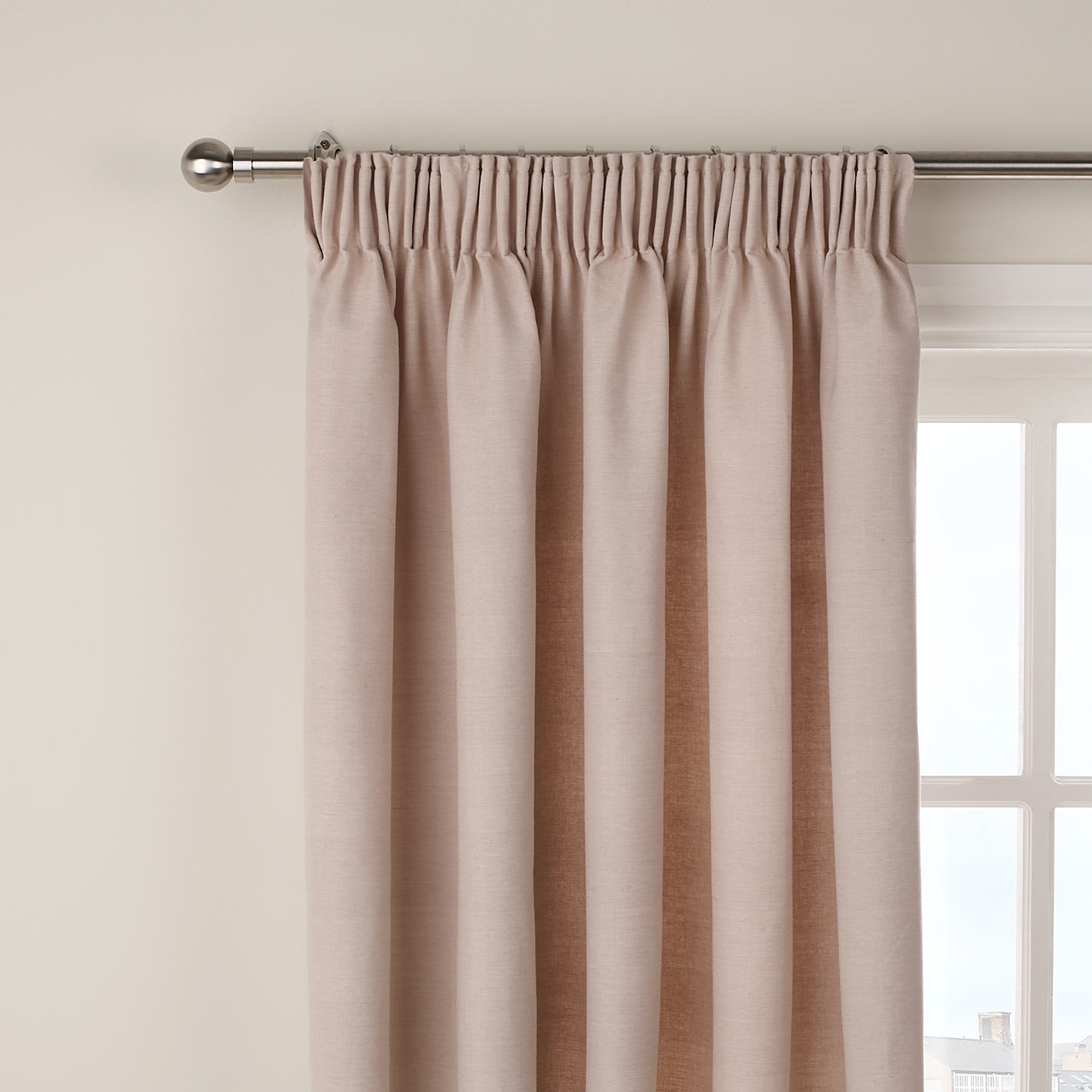 Featured Image of Lined Cotton Curtains